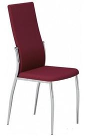 Ēdamistabas krēsls DaVita Maestro 1 Ruver Bordeaux