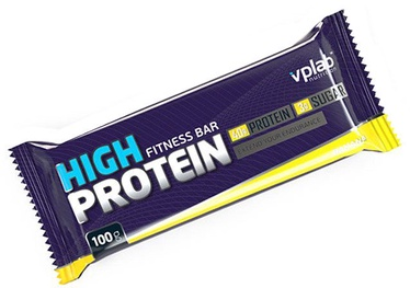 VPLab High Protein Bar Banana 15x100g