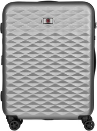 Wenger Lumen Hardside Luggage 61l Grey
