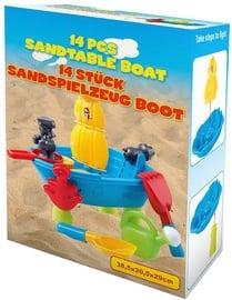Eddy Toys Beach Set Boat