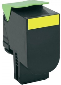 Тонер Lexmark 80C2SY0 Yellow