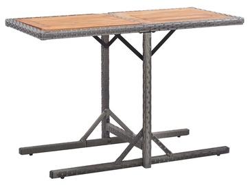 Dārza galds 46457, melna