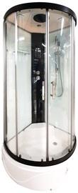 Dušas kabīne Vento Rome ZS-9668, 900x900x2200 mm