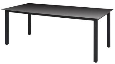 Садовый стол 42789, черный