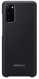 Samsung LED Back Case For Samsung Galaxy S20 Black