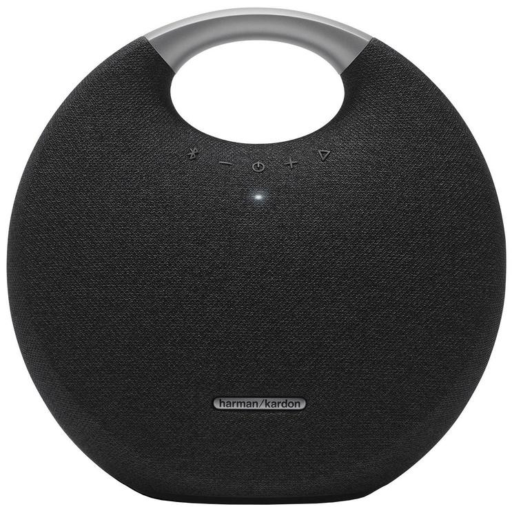 Bezvadu skaļrunis Harman Kardon Onyx Studio 5 Black, 50 W