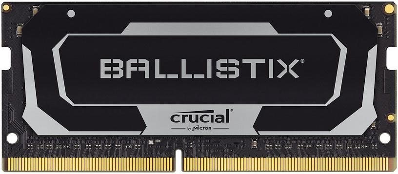 Crucial Ballistix Black 16GB 3200MHz CL16 DDR4 SO-DIMM KIT OF 2 BL2K8G32C16S4B