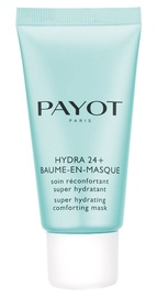 Sejas maska Payot Hydra 24+ Hydrating Comforting Mask, 50 ml