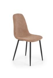 Ēdamistabas krēsls Halmar K387 Beige, 1 gab.