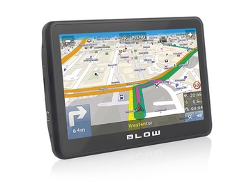 Blow GPS70V 8GB GPS Navigation Europe