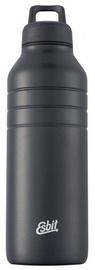Esbit Majoris Stainless Steel 1000ml Black
