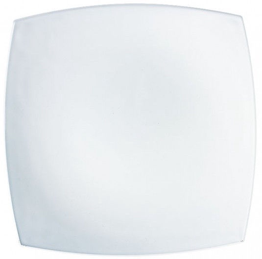 Luminarc Quadrato Dinner Plate 26cm White