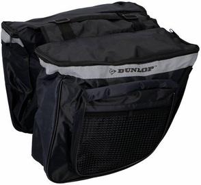 Dunlop Bike Carrier Bag 27890 Black