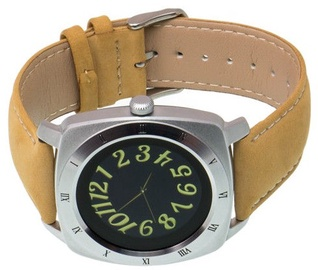 Viedais pulkstenis Garett GT16, sudraba