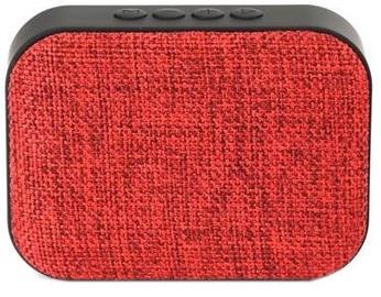 Bezvadu skaļrunis Omega OG58 Red, 3 W