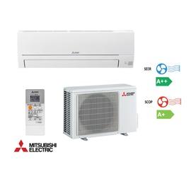 Gaisa kondicionieris Mitsubishi HR25VF/MUZ-HR25VF, 2.5 kW / 3.1 kW, 850 W