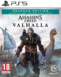 Assassin's Creed Valhalla Drakkar Edition PS5