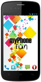MyPhone FUN LTE Dual Black
