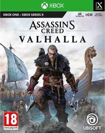 Spēlexboxo XBOXOne/SeriesX Assassin´s Creed Valhalla