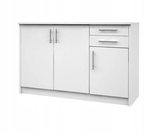 Apavu plaukts Idzczak Meble 07 White, 1100x360x850 mm