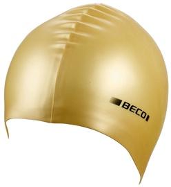 Beco Silicone Cap Metallic Gold