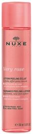 Sejas losjons Nuxe Very Rose Radiance Peeling Lotion, 150 ml