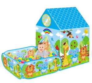 Play Tent With 50 Balls OC110