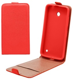 Telone Shine Pocket Slim Flip Case Samsung G930 Galaxy S7 Red