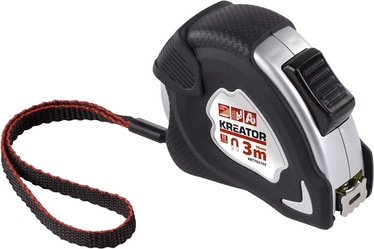 Kreator KRT702103 Measuring Tape Alu 3m