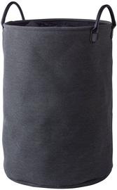 Aquanova Nort Laundry Basket 76l Dark Grey