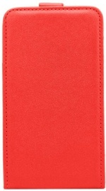 Telone Shine Vertical Book Case For HTC One A9s Red