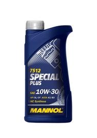 MOTOREĻĻA MANNOL 7512 SPEC PL 10W-30 1L