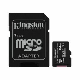 Atmiņas karte Kingston SDCS2/64GB, 64 GB