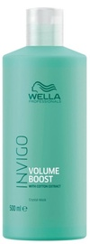 Маска для волос Wella Invigo Volume Boost Crystal, 500 мл
