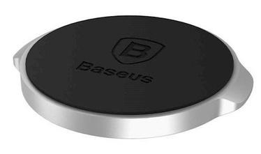 Telefona turētājs Baseus Magnetic Mount Silver