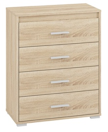 ML Meble Avo 15 Chest Of Drawers Sonoma Oak