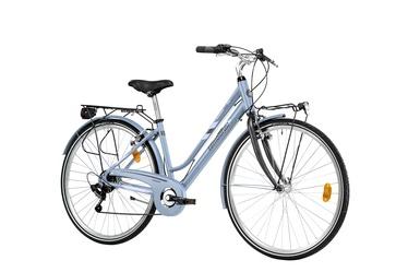 """Велосипед Lombardo Mirafiori 250 D, фиолетовый/голубой, 17"""", 28″"""