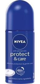 Dezodorants sievietēm Nivea Protect & Care Roll-on, 50 ml