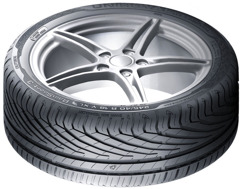 Vasaras riepa Uniroyal Rainsport 3, 225/40 R18 92 Y XL