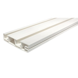 Направляющая Domoletti Om 2 Curtain Rails White 300cm