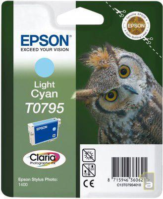 Epson INK C13T07954010 LIGHT CYAN