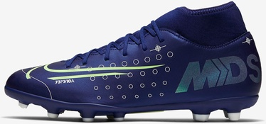 Nike Mercurial Superfly 7 Club MDS FG/MG BQ5463 401 Blue 43