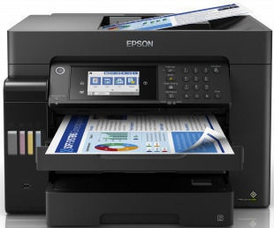 Многофункциональный принтер Epson L15150, струйный, цветной