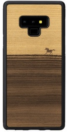 Man&Wood Mustang Back Case For Samsung Galaxy Note 9 Brown