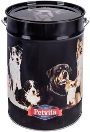 Petvita Food Container Black 30l