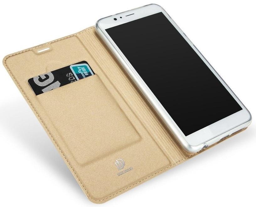 Dux Ducis Premium Magnet Case For Samsung Galaxy S10 Gold