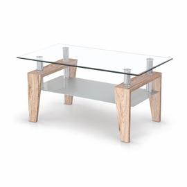 Журнальный столик Halmar Betty San Remo Oak, 1000x600x450 мм