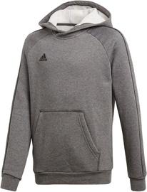 Джемпер Adidas Core 18 Hoodie JR CV3429 Grey 128cm