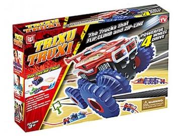 Trixu Truxi Stunt Rolling Track Car