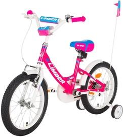 Limber BMX Sport 20'' Girl Bicycle White/Pink